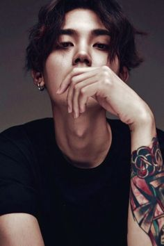 Kim Jooyoung (Korean HipHop Idol)