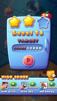 Sweet Mania - screenshot