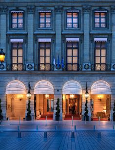 The World's First Chanel Spa Will Open at the Ritz in Paris