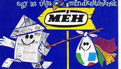 MÉH kártyanaptár (1974)