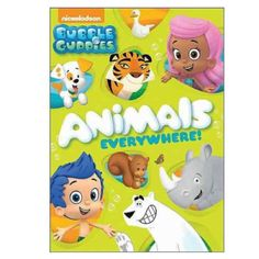 Bubble Guppies DVD ($16) is on sale on Mercari, check it out! https://item.mercari.com/gl/m131690702/