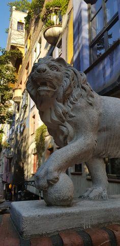 Hundertwasser - Wien, Osterreich