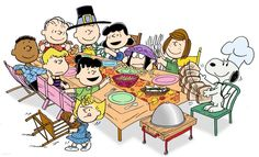 Peanuts Thanksgiving Facebook Cover All i can make is cold cereal and maybe toast!! – charlie