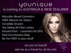 Younique is expanding to Australia on April 1st! Friday morning, Australian time (Thursday for US), there is a 1-800 call for Australians to listen in and talk with founders.  My team is going GLOBAL. Please send your friends my way and let me help them change their life by becoming one of the founding presenters in Australia! Contact me ASAP! https://www.youniqueproducts.com/AnitaKearns #Australia #Aussie #Younique #ResidualIncome #MLM #DirectSales #makeup