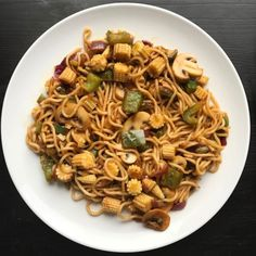 A good vegan stir fry packed with ginger, chilli and lime has been my go to for many years when I'm in need of a quick fix of delicious vegetables.