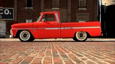 1964 C10 Chevy Shop Hot Rat Rod Truck, Patina, Air Ride Bagged, FOR SALE on EBAY - YouTube