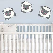 Baby Room Sheep Nursery Lamb Boy Rooms