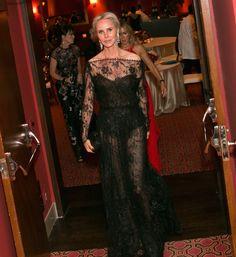 Vanessa Getty at San Francisco Symphony Opening Gala 2015