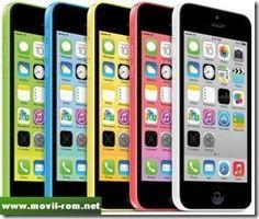 Clon del iPhone 5 Goophone i5C