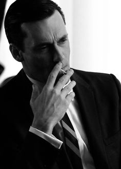Jon Hamm (Don Draper) - Mad Men