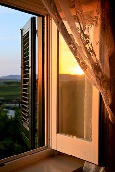 Sunrise in Sicily