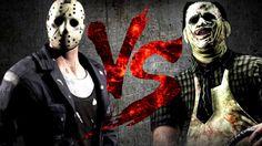 Джейсон Вурхиз VS Кожаное Лицо [Bifrost Fight Club 3.0]
