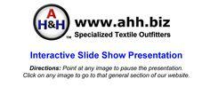 American Home & Habitat Inc. Interactive Slide Show