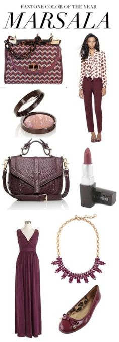 Fashion + beauty inspired by PANTONE's color of the year. #ebay