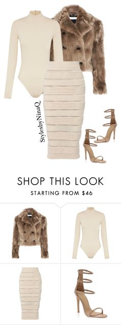 """""""Untitled #637"""" by nina-quaranta ❤ liked on Polyvore featuring Burberry"""