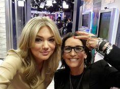 Kate Upton is het nieuwe gezicht van Bobbi Brown