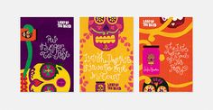 Lady of the Dead — Salsa Design | Emma Brownson