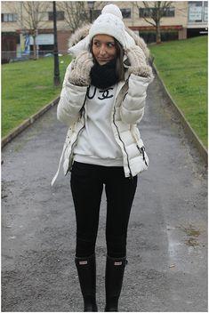 Enredada con la moda: Nieve!!!