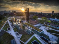 Katowice, Poland / via facebook.com/DroneLandpl