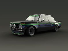 BMW 2002 Tii for GT Legends - Lots of New Previews | VirtualR - Sim Racing News