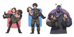 Resident Evil 3 Remake, Carlos Resident Evil, Resident Evil Anime, Resident Evil Girl, Videogames, Dino Crisis, Evil Art, Jill Valentine, Manga Cute