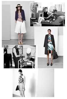 Meet the designers behind & Other Stories, the new brand to be launched by H #fashion #vogue #translation