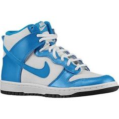 Womens Nike Dunk High Skinny Basketball Shoe