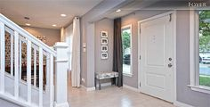 gray purple lavender paint--Sherwin Williams #7079 Ponder (for my master!)