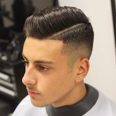 Comb Over Hairstyle Inspiration Comb Over Haircut Comb Over Fade Comb Over With Line Comb Over
