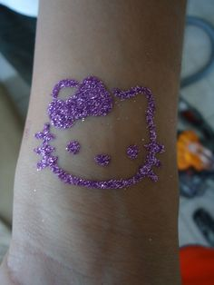pixie dust glitter tattoos – Tattoo Tips Glitter Dust, Body Glitter, Body Art Tattoos, Cool Tattoos, Henna Tattoos, Tattoos For Kids, Tattoos For Women, Pinterest Tattoo Ideas, Hello Kitty Tattoos