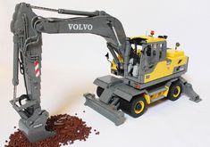 Lego technic idee on pinterest lego technic lego truck and lego - Idee construction lego ...