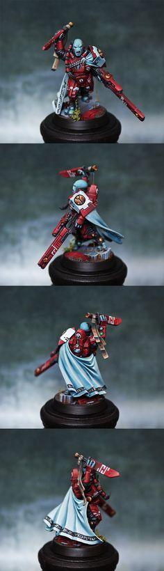 Tau Cadre Fireblade More