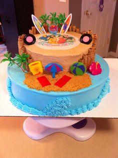 teen beach movie cake pop ideas | Via Allison Reed