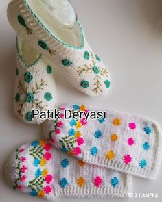 Knitting Patterns Free, Free Knitting, Free Pattern, Knitted Slippers, Beautiful Models, Suits You, Knit Crochet, Collection, Fashion