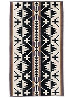 Pendleton Spider Rock Oversized Spa Towel