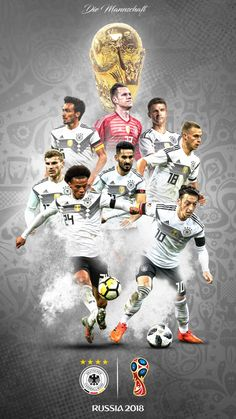 Alemania 2018 France National Football Team, Germany Football Team, Football Is Life, Cr7 Messi, Messi And Ronaldo, World Cup Teams, Fifa World Cup, Toni Kroos, Match Of The Day