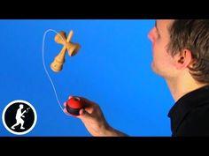 Learn J-Stick Kendama Trick - Jumping Stick