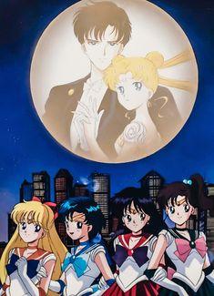Sailor Moon is in the Moon ahhaha capita?  Non fa ridere laura a nessuno