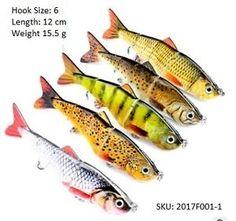 Fishing Bait/Lure Hard from $2.00 Calgary Alberta image 2