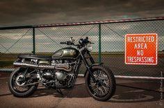 Triumph Scrambler | Flickr - Photo Sharing!
