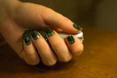 Blogmas Day 20: Favorite Winter Polishes | Fashion and Happy Things!