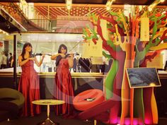 Mall of Qatar entertainment in Cannes   Entertainment agency   Corporate entertainment