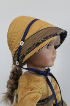 American Girl Doll Clothes Regency Style by ForAllTimeDesigns