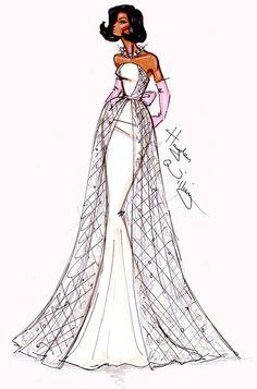 Hayden Williams, Fashion Illustration
