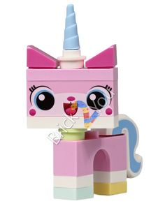 LEGO the LEGO Moive Unikitty from 70803 Cloud Cuckoo by Brick2you