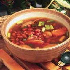 Resep Sayur Bayam Kacang Merah