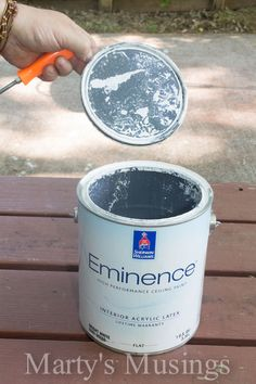 Avoid a Paint Can Mess! from Martys Musings