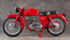 Moto Guzzi 1958 175 Lodola Sport