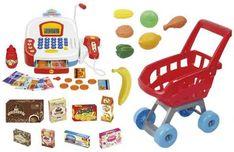 Игровой набор Shantou Gepai Радочка - Супермаркет (свет, звук) 32 предмета