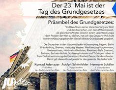 Die Basis. Für Alles. Für immer. #grundgesetz #Deutschland #wiralle #grundrecht #zukunft #alter #jugend #immer #brd Alter, Event Ticket, Constitutional Rights, Bill Of Rights, Youth, Peace, Future, Politics